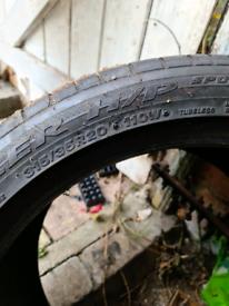 Brand new Bmw x5 tyre