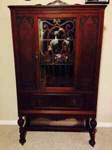 Buffet, Hutch and Display Cabinet
