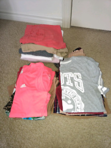 Size small brand name clothing lot