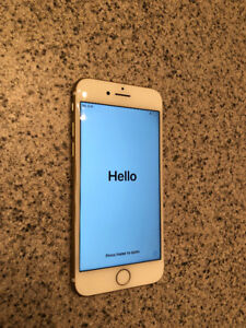 iPhone 7 in Gold For Sale - Locked to Rogers