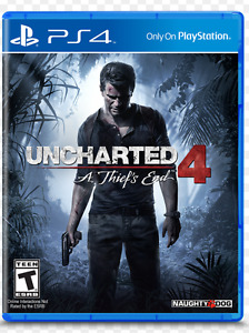 New - PS4 unchartered 4