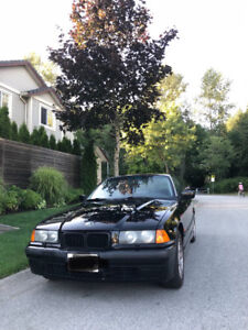 1997 BMW 318is 5 speed manual