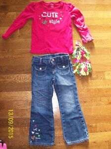 Gymboree 'Pups And Kisses', Girls Size 4