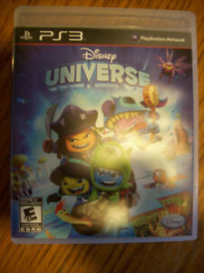 Disney Universe Playstation 3, PS3 Game For Sale