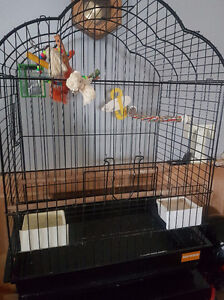 Large Bird Cage in Very Good Condition.