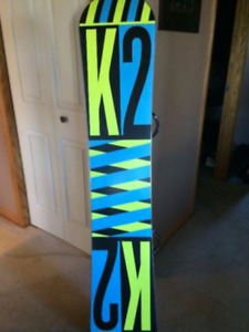 K2 PLAYBACK SNOWBOARD