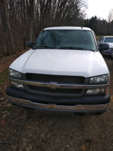 2004 Chevrolet ext cab