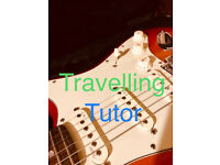 "The ""Travelling Tutor"" guitar teacher"