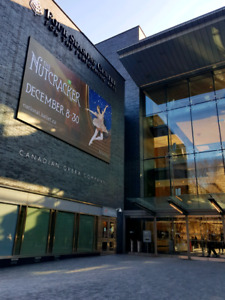 The Nutcracker ticket Natl Ballet of Cda Dec 20