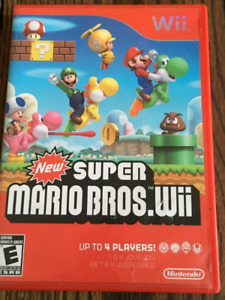 LF:New super mario bros wii