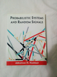 Probabilistic Systems and Random Signals - good condition