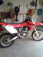 2007 HONDA CRF 150R FOR TRADE