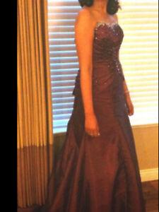 Grad dress or Gala dress.