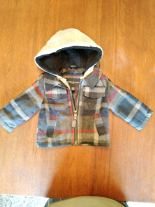 Fall/winter jacket 12M