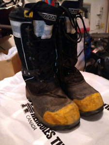Men's Dakota Brand Steel Toe Winter Boots