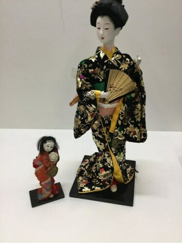 Tall Geisha Doll