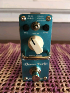 Trade Reverb for Delay