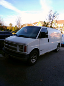 2500 Chevy Express