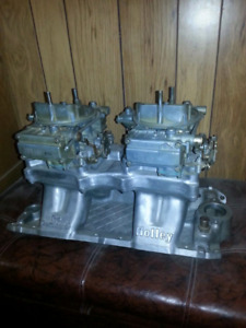 Chevy S.B. high rise with carbs $850 OBO