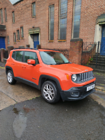 image for 2015 Jeep Renegade Longitude 1.6 Petrol