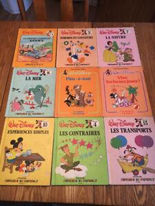 Livres de Walt Disney pour enfants