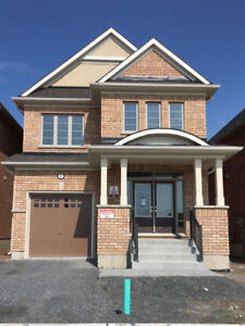 Brand New Detached 4-Bedroom House for Rent in Oshawa