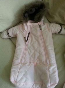 manteau automne bébé hiver 0-9 mois