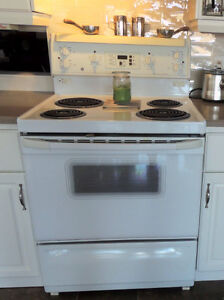 GE self cleaning stove Peterborough Peterborough Area image 2