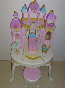 Princess Castle & Stool (in Hawkesbury)