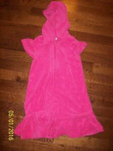 Old Navy Hooded Cover-Up, Girls Size 5T