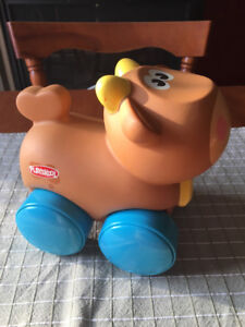 Rolling Cow Toy For Baby