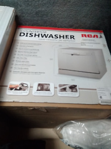 Countertop Dishwasher -used but great shape