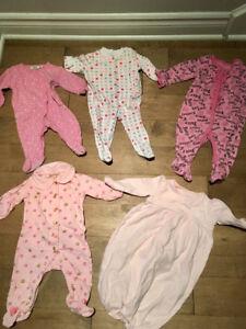 Pyjamas 3-6 mois