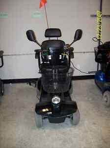 21/2 Year old Fortress 4 wheel scooter