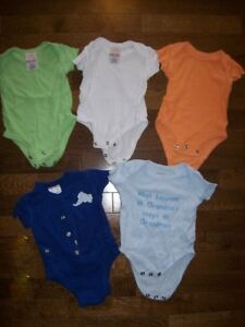 Diapershirts, Size 6 months