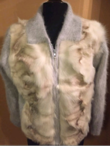 WOOL ANGORA  JACKETS FOR SALE ALL NEW STYLES.