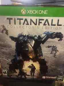 XBOX ONE Titanfall Collector's Edition