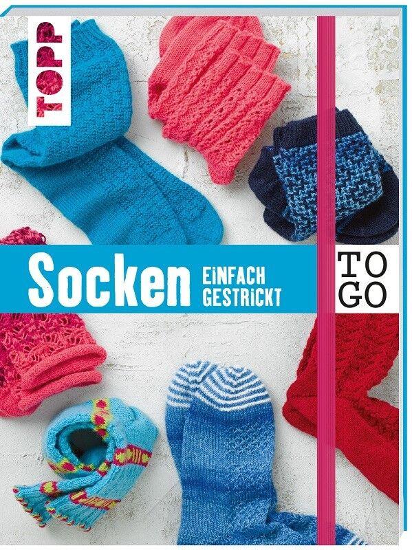 Stricken to go * Socken * Einfach gestrickt * TOPP 6431 * Frech Verlag