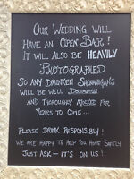 BARTENDERS AVAILABLE FOR YOUR WEDDING/STAG AND DOES!