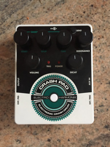 EHX Crash Pad - Analog White Noise Synth