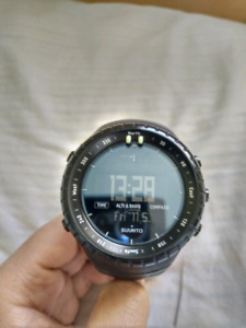 EXCHANGE : Suunto Core for Suunto Traverse