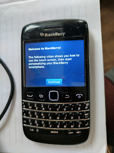 Blackberry Bold 9790 with Otterbox, $30 OBO