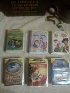 6 Mc Donalds Disney toys 2000