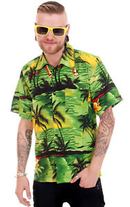 MENS-INDIE-RETRO-NEW-VINTAGE-80s-PALM-TREE-HAWAIIAN-SHIRT-XS-S-M-L-XL