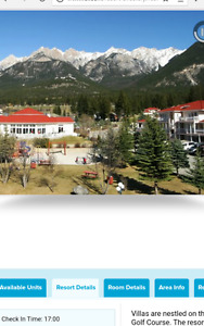 1 bedroom condo Fairmont resort March 26-April 2, $425 for the w
