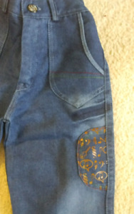Jeans size 4-5T new