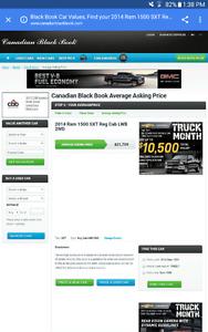 2014 dodge ram regular cab short bed 2wd