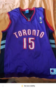 basketball jerseys... raptors and sixers