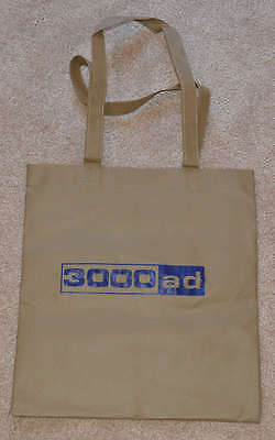 3000 Ad Carrying Bag E3 2012 Brown W  Blue Kongregate 12