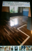 Hardwood flooring. REfinishing and installations. TOp coats
